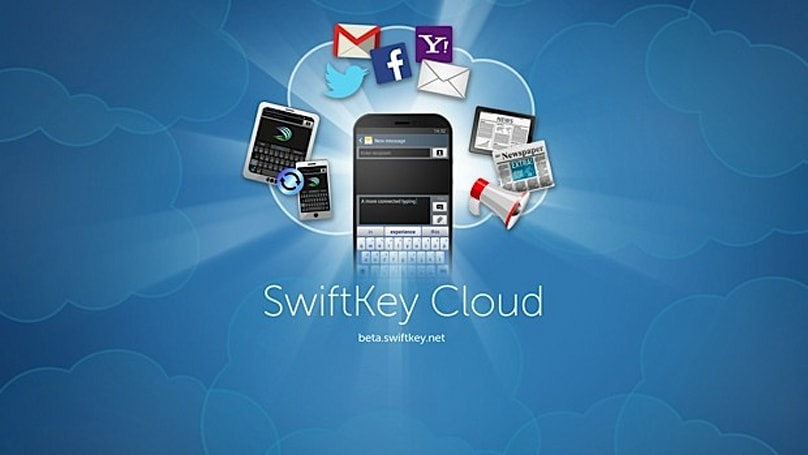 SwiftKey Cloud syncs your keyboard profile, includes trending phrases (video)
