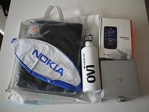 It's Engadget Mobile's ultimate Nokia giveaway!