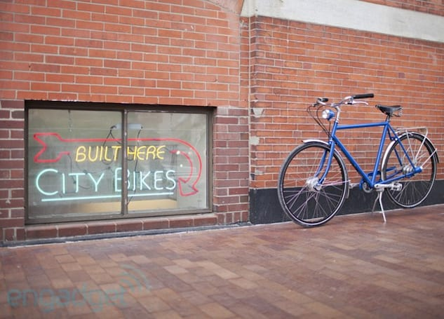 Engineering a better bicycle with DBC City Bike Design