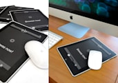 iPad mouse pad allows owners to surf to Flash sites