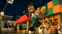 Telltale's 'Minecraft' adventure game arrives on October 13