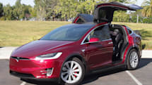 Tesla recalls the Model X over rear seat safety