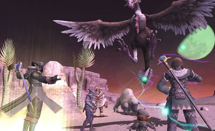 Newest version update lands for Final Fantasy XI
