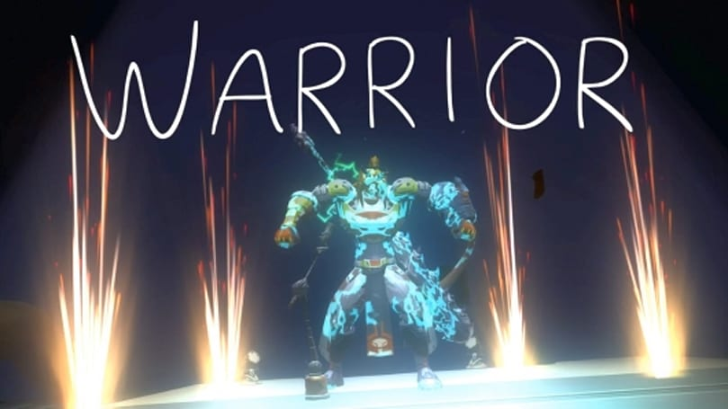 WildStar shows off the Warrior in its newest DevSpeak