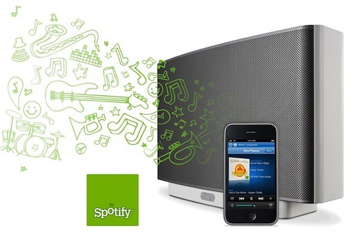 Sonos and Spotify join hands to stream sweet sweet music, at last