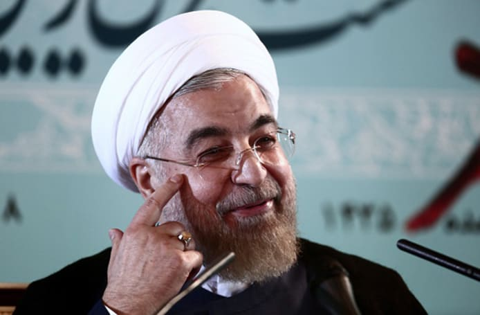 Iranian President says internet access is crucial for his country