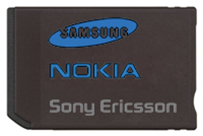 Nokia, Samsung, and Sony Ericsson team up on memory card standard