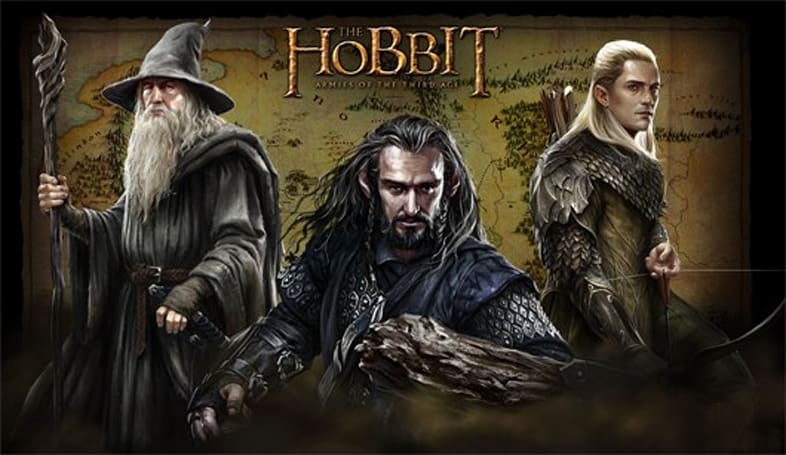 The Hobbit makes Unexpected Journey to browsers, mobile in Armies of the Third Age