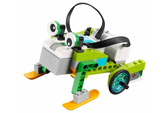 Lego's WeDo 2.0 gives kids a crash-course in robotics