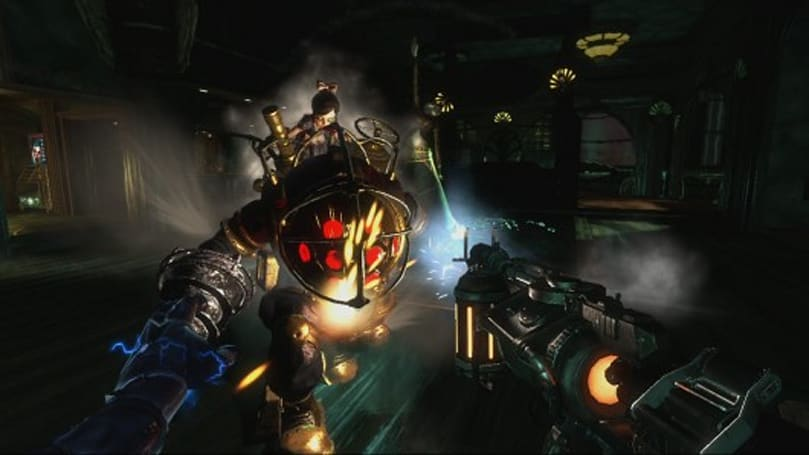 BioShock 2 re-released on Steam with Minerva's Den