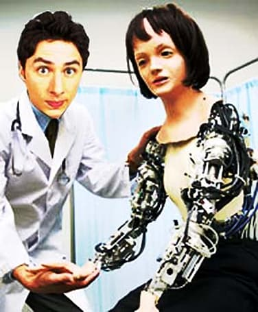 Keiko the robot patient helps train a new generation of robot doctors