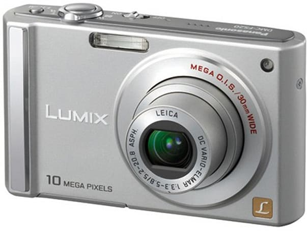 Panasonic's Lumix DMC-FS20 point-and-shoot gets reviewed