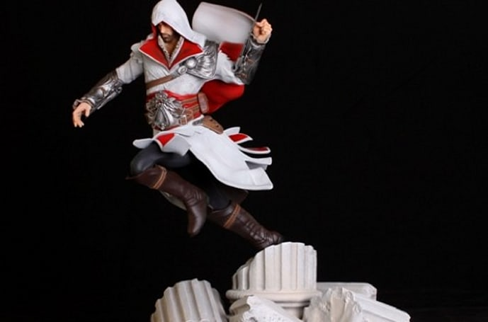 'UbiCollectibles' shop offers exclusive Assassin's Creed, Might & Magic swag