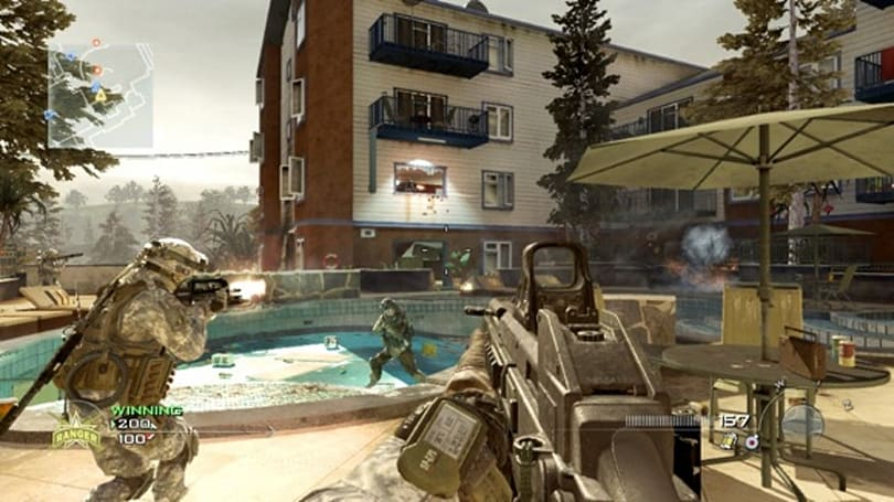 Modern Warfare 2 'Stimulus Package' sells over 2.5M units in a week