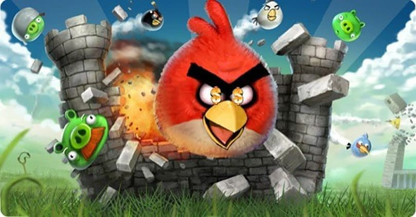 Angry Birds downloads soar past 100 million across all platforms