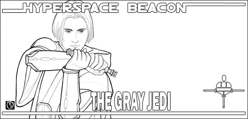 Hyperspace Beacon: The Gray Jedi