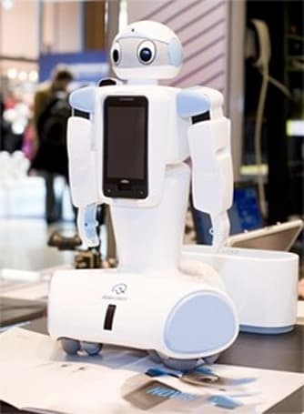 Programmable robots coming to Korean stores, will assimilate your Android phone