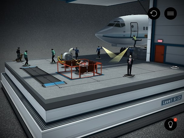 Hitman Go's 'Airport Box' update filled with 15 new levels