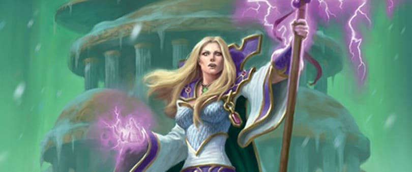 WoW TCG Betrayal of the Guardian exclusive preview: Aegwynn