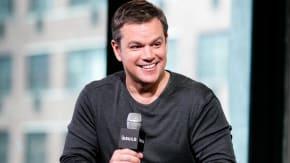 Matt Damon Discusses Who Would Win: Batman vs. Jason Bourne?