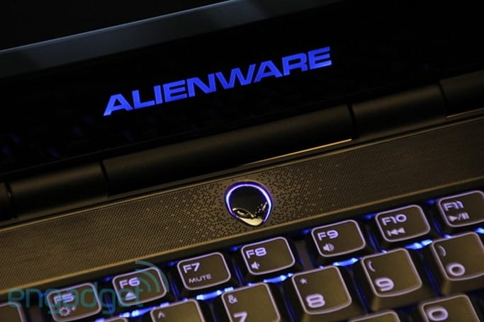 Alienware M18x and M14x first hands-on!