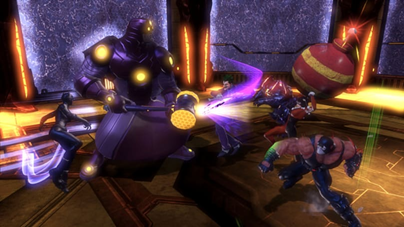 Experiencing Legends PvE with the DC Universe Online devs