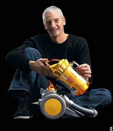 Dyson actually not looking to build electric car, just a wicked fast vacuum