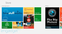 Microsoft 'approaching' 100,000 apps in the Windows Store, boasts app downloads in the 'hundreds of millions'