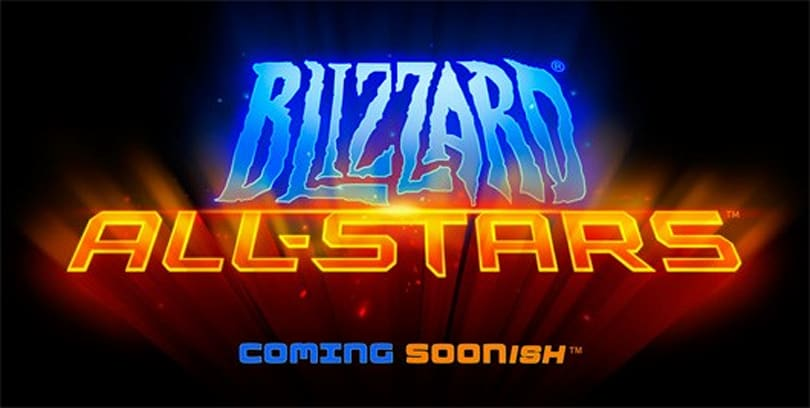 Blizzard 'actively working' on All-Stars MOBA