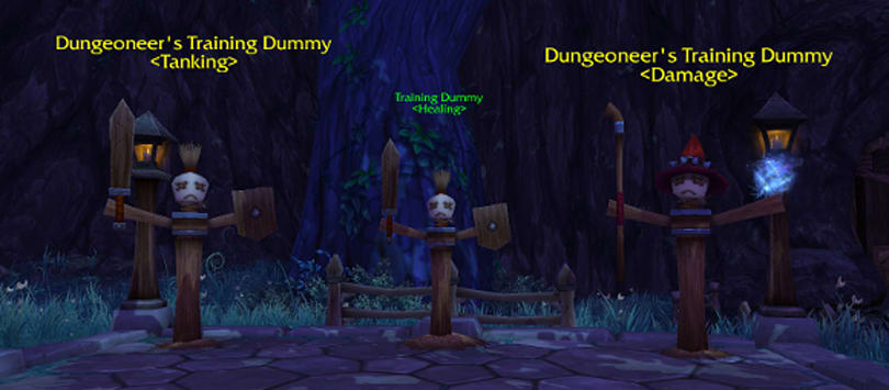 Patch 6.1: Dummies will (hopefully) stop murdering you