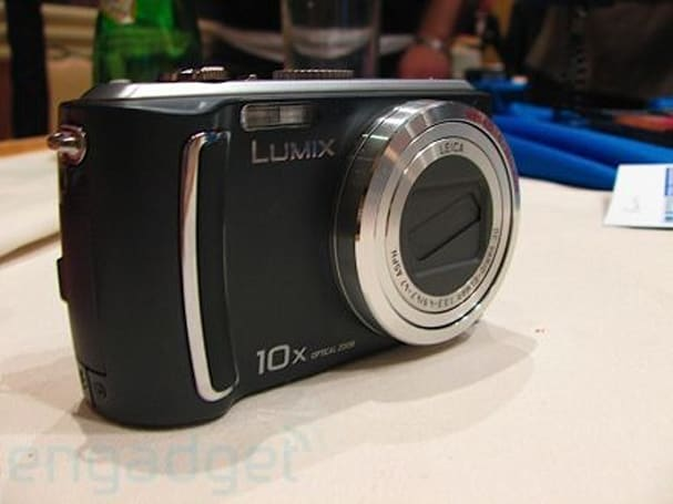 Hands-on with Panasonic's seven new Lumix models
