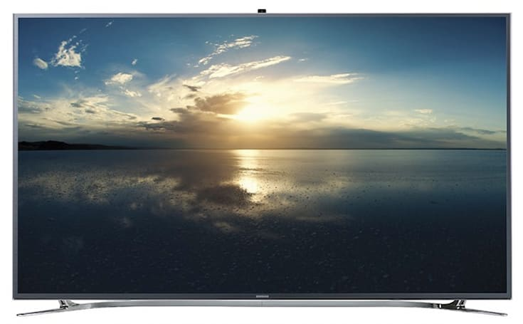 Samsung's 65-, 55-inch Ultra HDTVs will ship to the US in August