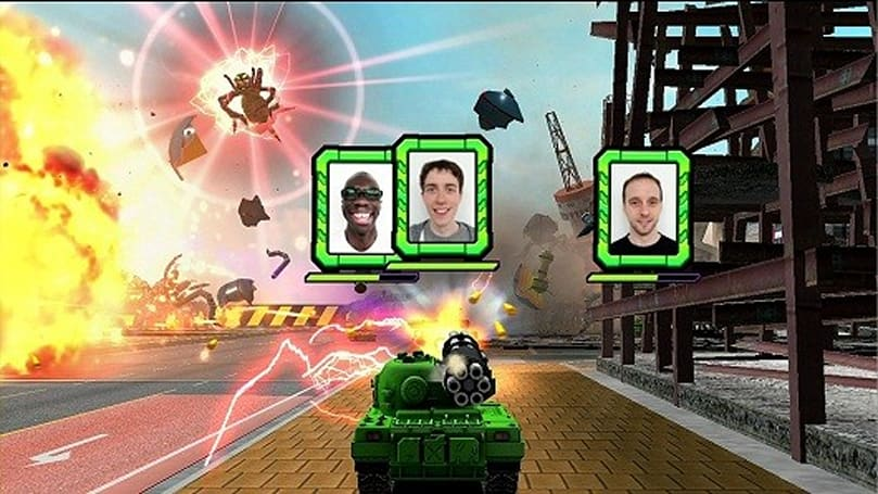 Tank! Tank! Tank! goes free-to-play in Europe
