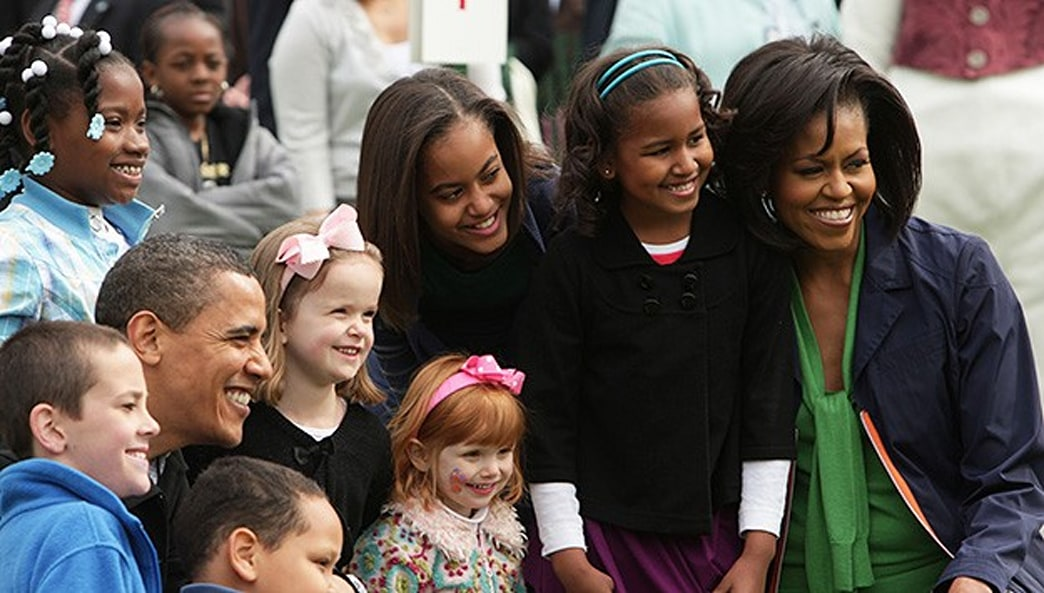 First Lady Style: Easter Weekend at the White House