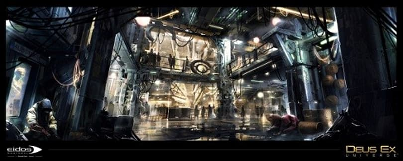 Square Enix files 'Deus Ex: Mankind Divided' trademark in Europe