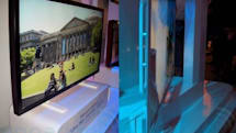Eyes-on: Samsung's 82-inch QuadHD & 52-inch Ultra Slim LCDs