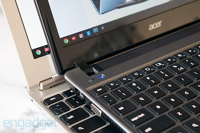 NPD: Chromebooks take 20 to 25 percent of sub-$300 laptop market in the US