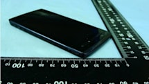 Fujitsu Arrows F-07D nabs 'thinnest smartphone' title, Droid Razr retorts: 'real phones have (some) curves'