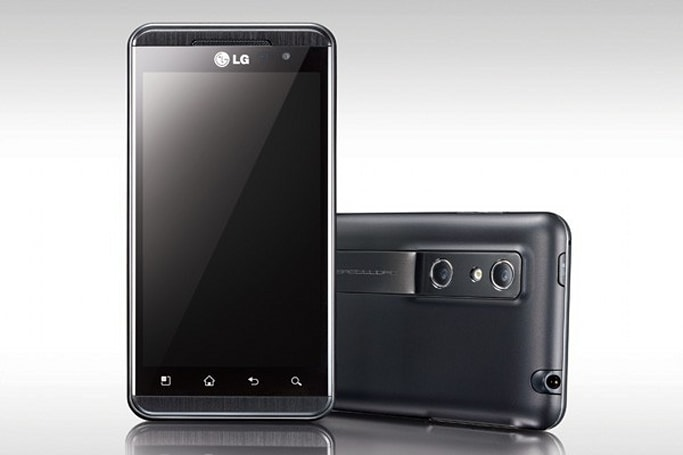 LG developing slimmer Optimus 3D handset, might be ready for 2012