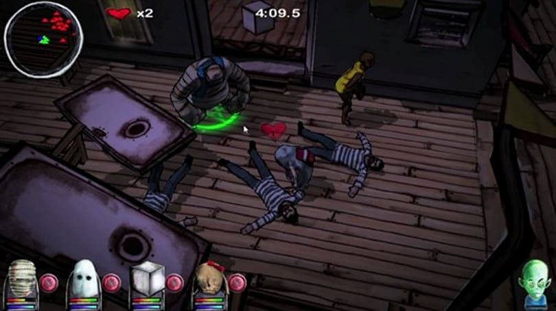 Dreadline: a game about killing soon-to-be-dead people from ex-Irrational and Harmonix devs