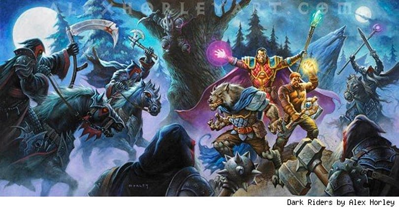World of Warcraft: Dark Riders now available for preorder