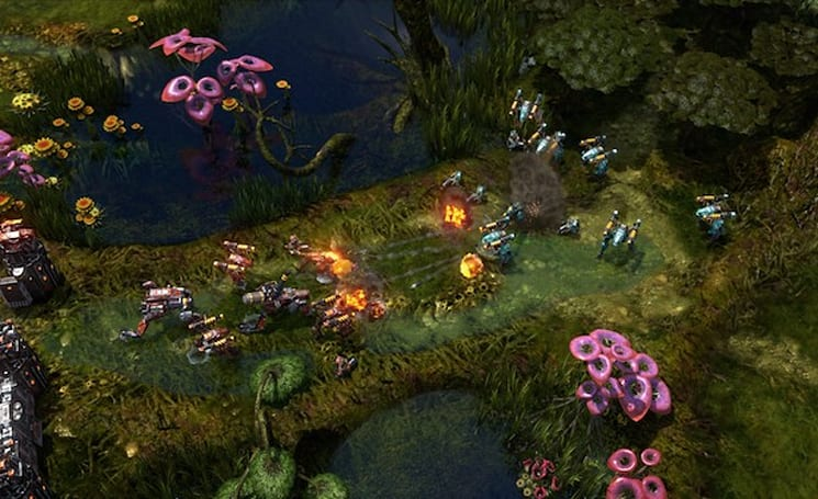 RTS Grey Goo sends units to January 23 Steam release date