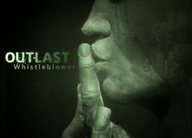 Outlast on sale for Halloween, new Whistleblower DLC is already scary
