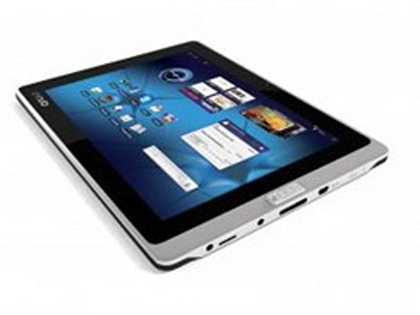 Evolio's Neura making a foolio of other Android tablets (video)
