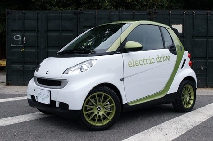 Hertz to start renting all-electric Smart Fortwo EDs next week