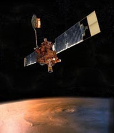 Hopes fade for missing Mars Global Surveyor