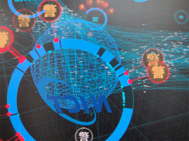 NICT's Daedalus creates beautiful 3D visuals to map out nasty cyber attacks (video)