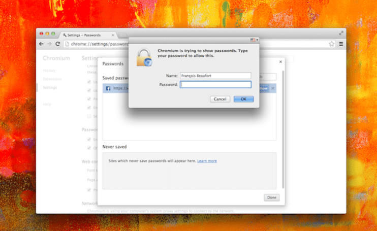 Google finally tightens access to saved passwords in Chrome