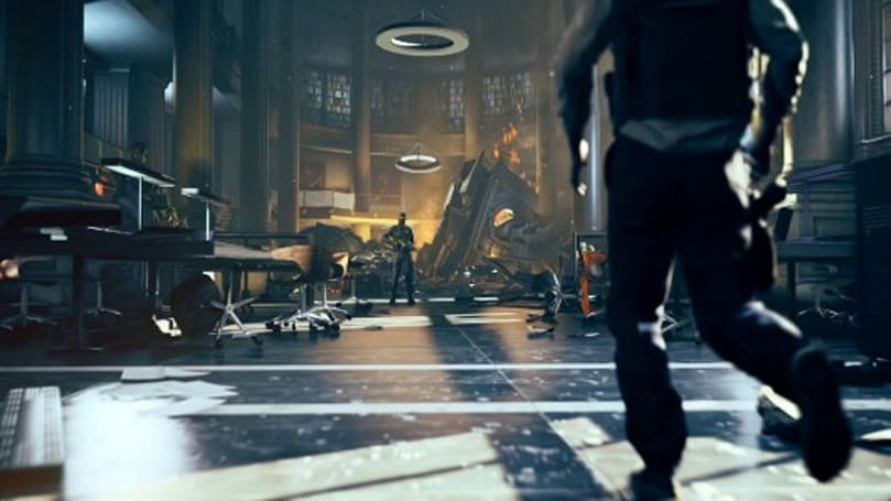 Remedy couldn't make Quantum Break without Microsoft