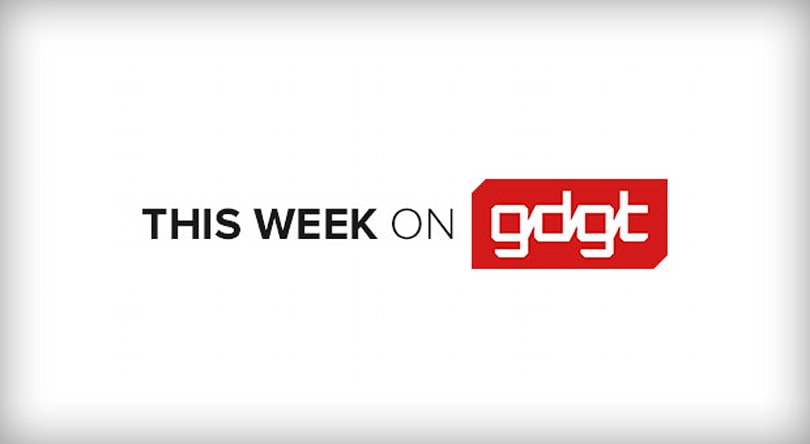 This week on gdgt: Samsung's F8500, the Basis Band and stock Android
